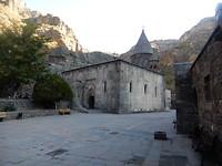 Ingang kloosterkerk