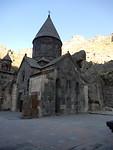 Achterkant kloosterkerk
