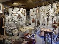 In de oude bazaar