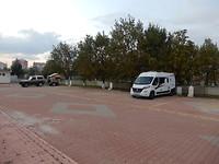 Camperplaats Konya