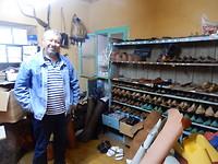 De schoenmaker in de bazaar