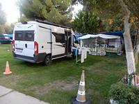 Camping in Kusadasi