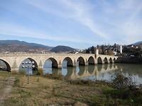 Brug in Visegrad