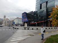Het grootste winkelcentrum Bosnië Herzegovina