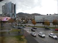 Overzicht centrum Sarajevo