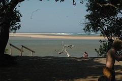 strand voor ons alleen