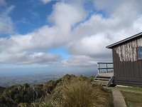 Hut, Mount Puakai