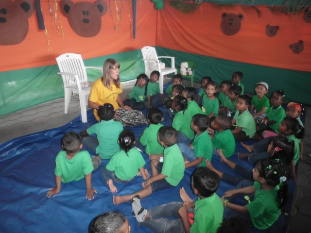 Kinderboekenfestival Paramaribo