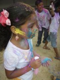 Holi Phagwa kleuterschool