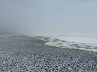 de mist kwam ook uit zee