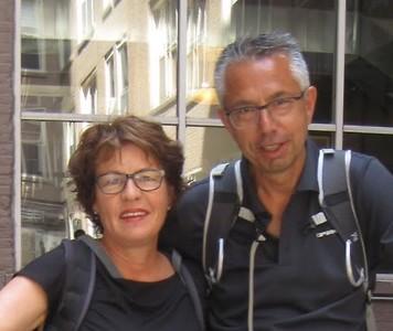 Koos & Sylvia in Nieuw Zeeland
