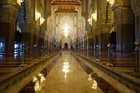 Binnen moskee
