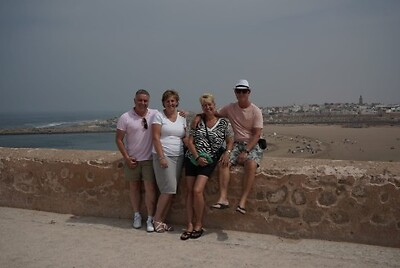 Sylvia, Reinoud, Ton en Janny