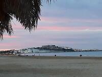 Vieste strand