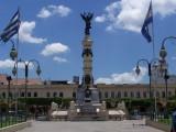 Plein van de vrijheid in San Salvador