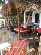 Huisje treehouse beach