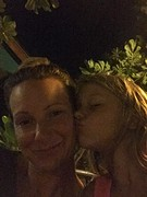 Jessa geeft kus