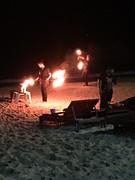 Voorproefje vuurwerkshow