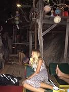 Joli reggae hut