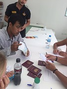 Immigratie kantoortje