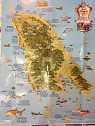 Kaart Koh Chang