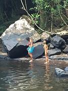 Didi, Juna waterval 1