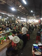 Markt eetkraampjes
