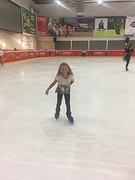 Jessa schaatsen
