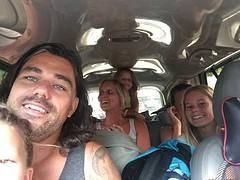 Taxi 8 personen
