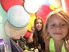 Jessa selfie