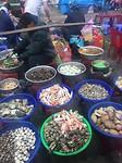 Dalat markt food