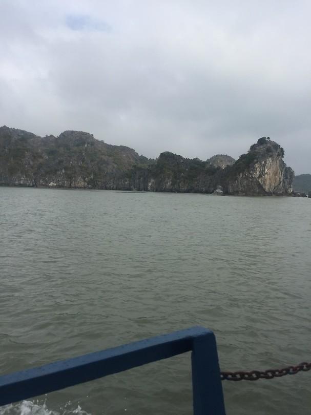 Uitzicht boot