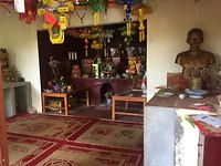 Cat ba tempel