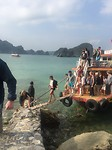Halong bay Boot 2