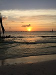 Sunset Boracay, Filipijnen