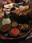Bali style food