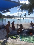 Lagoon birthday romaine