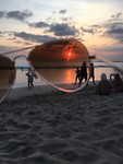 Sunset bril