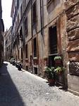 Straatbeeld Rome