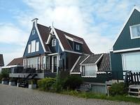 huizen op de dijk