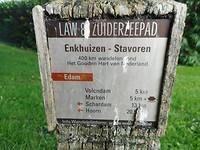 490 km lang Enkhuizen - Stavoren - Enkhuizen