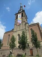 Stevenskerk, eindpunt