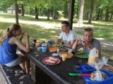 We geven picknick