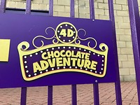 Cadbury World...