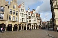 33. Centrum van Münster
