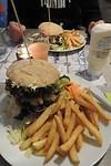 5. Burgers in Havneby Kro