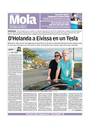 Tesla artikel in kleur