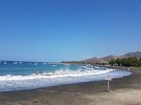 Strand bij Pemeturan
