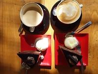 Lekker koffie met gebak