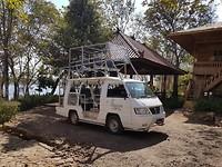 Ons vervoer in het nationaal park